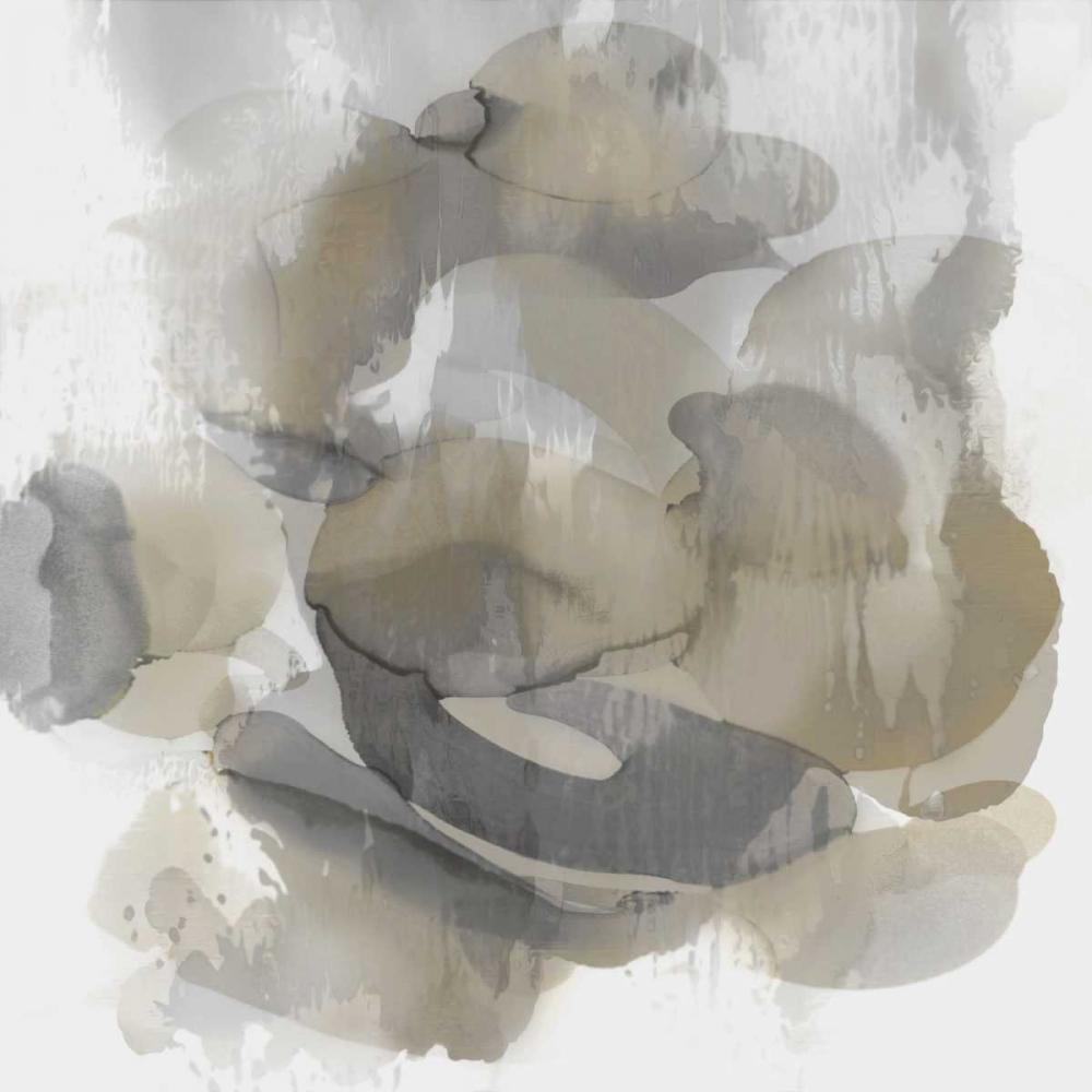konfigurieren des Kunstdrucks in Wunschgröße Neutral Flow II von Jett, Kristina