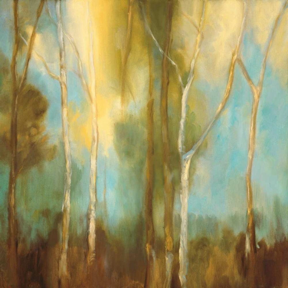 konfigurieren des Kunstdrucks in Wunschgröße Bare Trees I von Einzelbilder