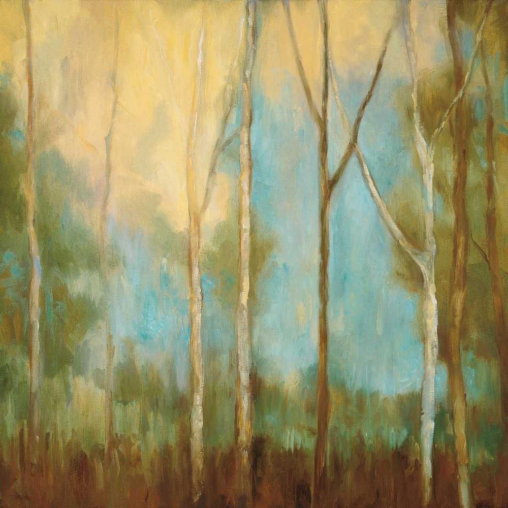 konfigurieren des Kunstdrucks in Wunschgröße Bare Trees II von Einzelbilder
