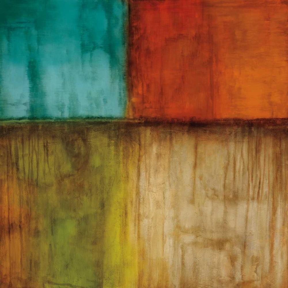 konfigurieren des Kunstdrucks in Wunschgröße Spectrum I von Morrison, Kurt