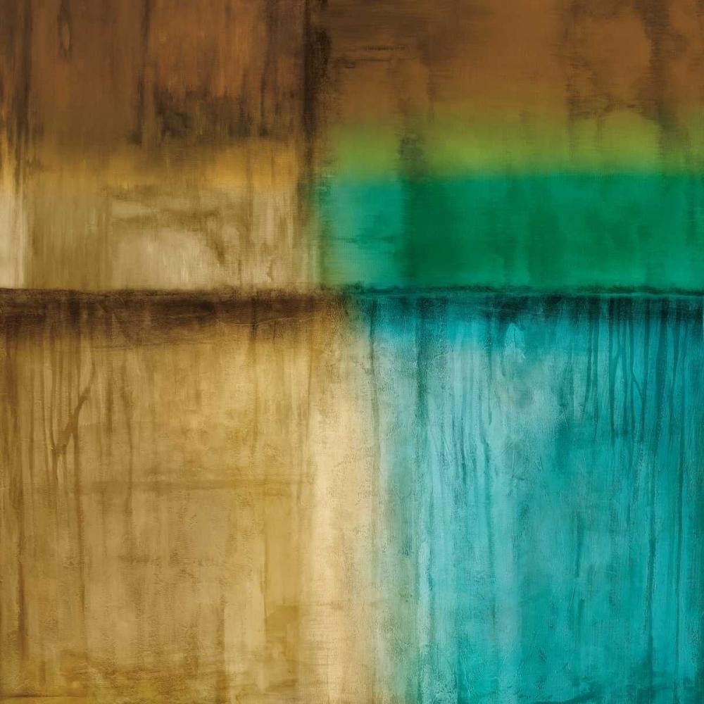 konfigurieren des Kunstdrucks in Wunschgröße Spectrum II von Morrison, Kurt