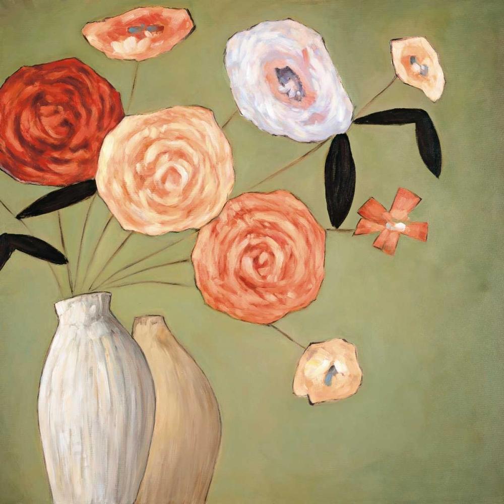 konfigurieren des Kunstdrucks in Wunschgröße Flourish I von Olsen, Katy
