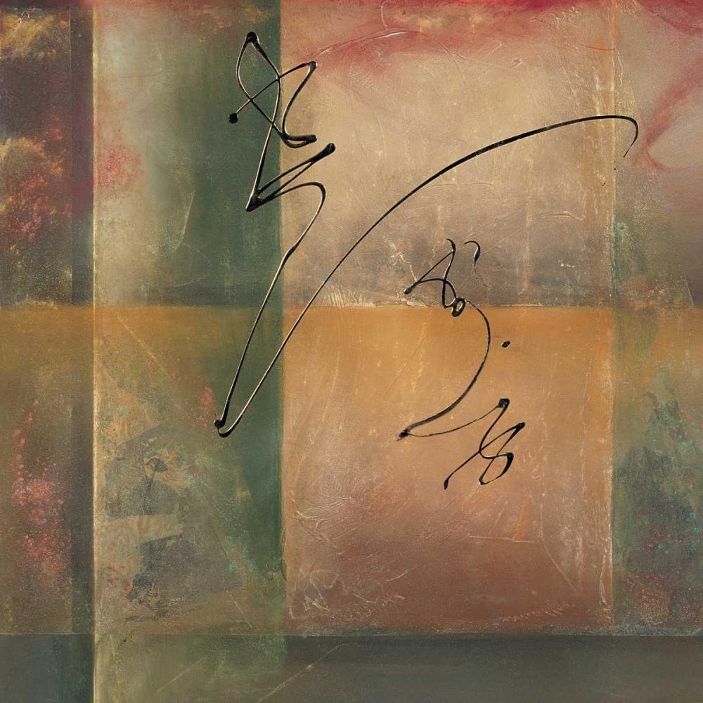 konfigurieren des Kunstdrucks in Wunschgröße Scorpio Rising I von Roberts, Kati