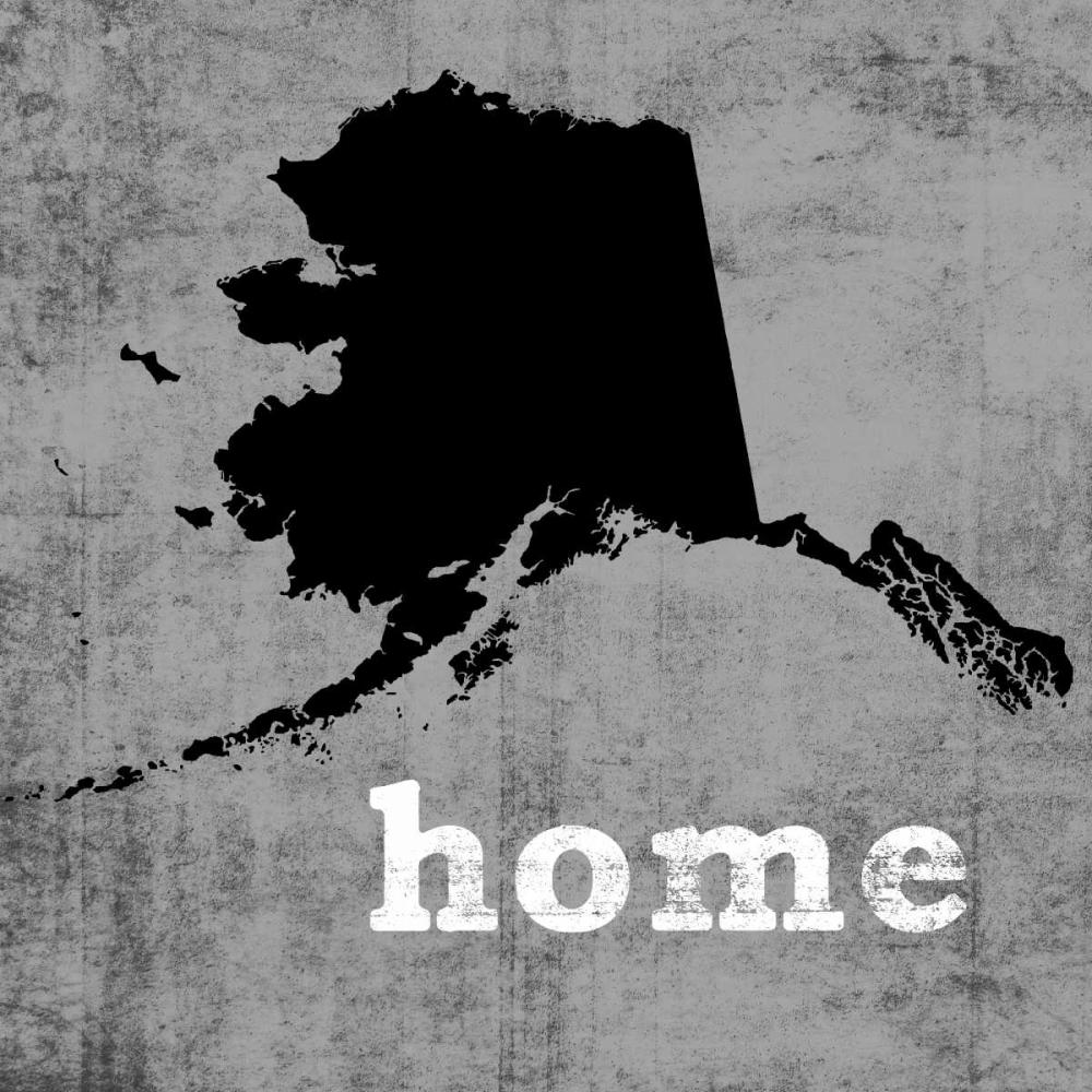 konfigurieren des Kunstdrucks in Wunschgröße Alaska von Wilson, Luke