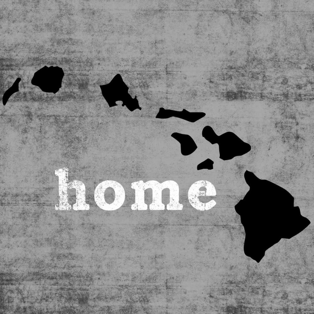 konfigurieren des Kunstdrucks in Wunschgröße Hawaii von Wilson, Luke