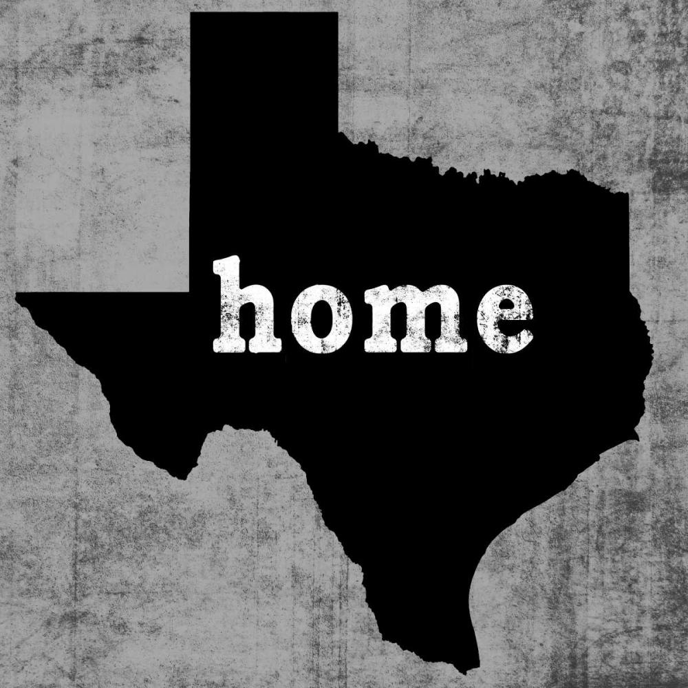 konfigurieren des Kunstdrucks in Wunschgröße Texas von Wilson, Luke