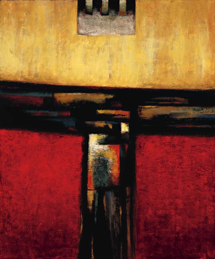 konfigurieren des Kunstdrucks in Wunschgröße On the Edge I von Hansen, Max