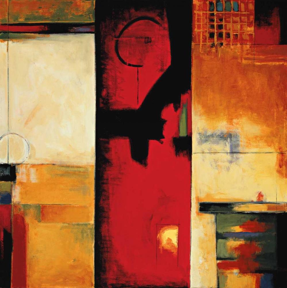 konfigurieren des Kunstdrucks in Wunschgröße The Divide I von Hansen, Max