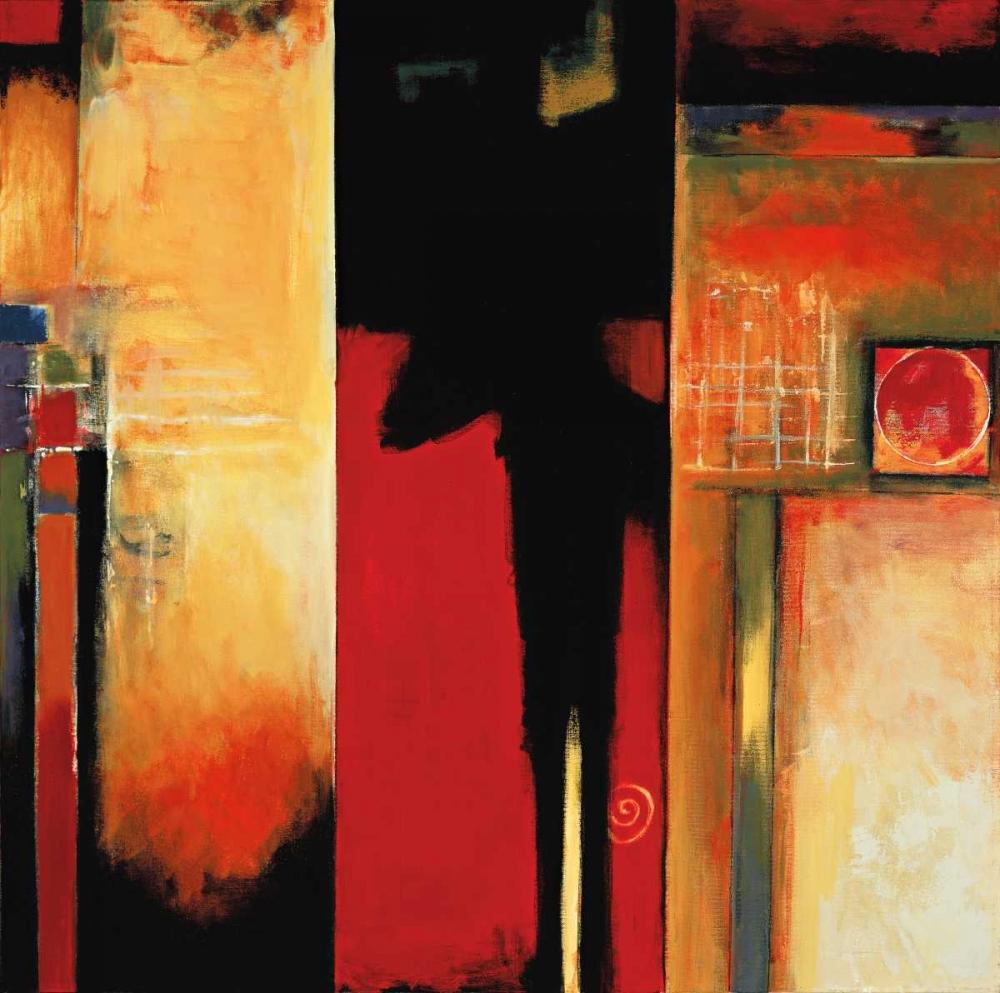 konfigurieren des Kunstdrucks in Wunschgröße The Divide II von Hansen, Max