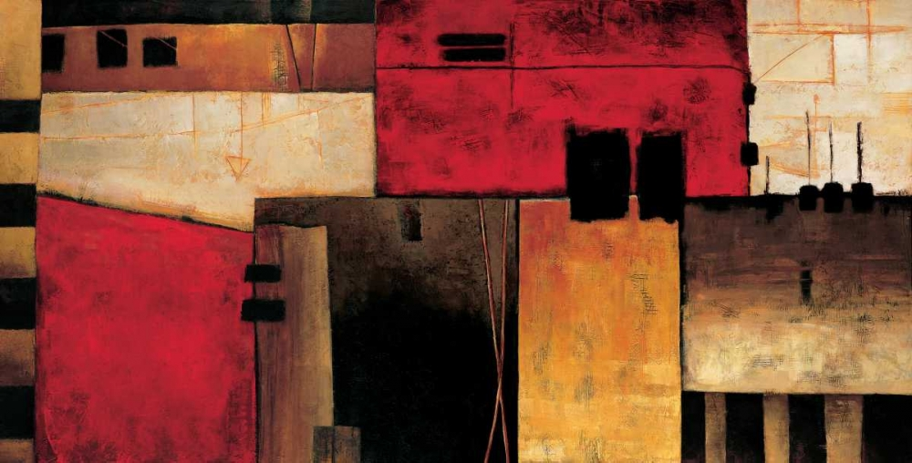 konfigurieren des Kunstdrucks in Wunschgröße On the Horizon von Hansen, Max