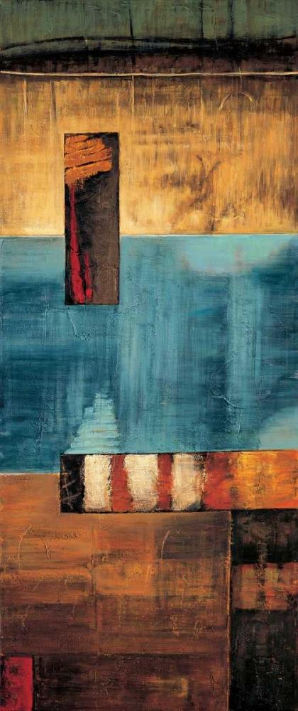 konfigurieren des Kunstdrucks in Wunschgröße A World View II von Hansen, Max
