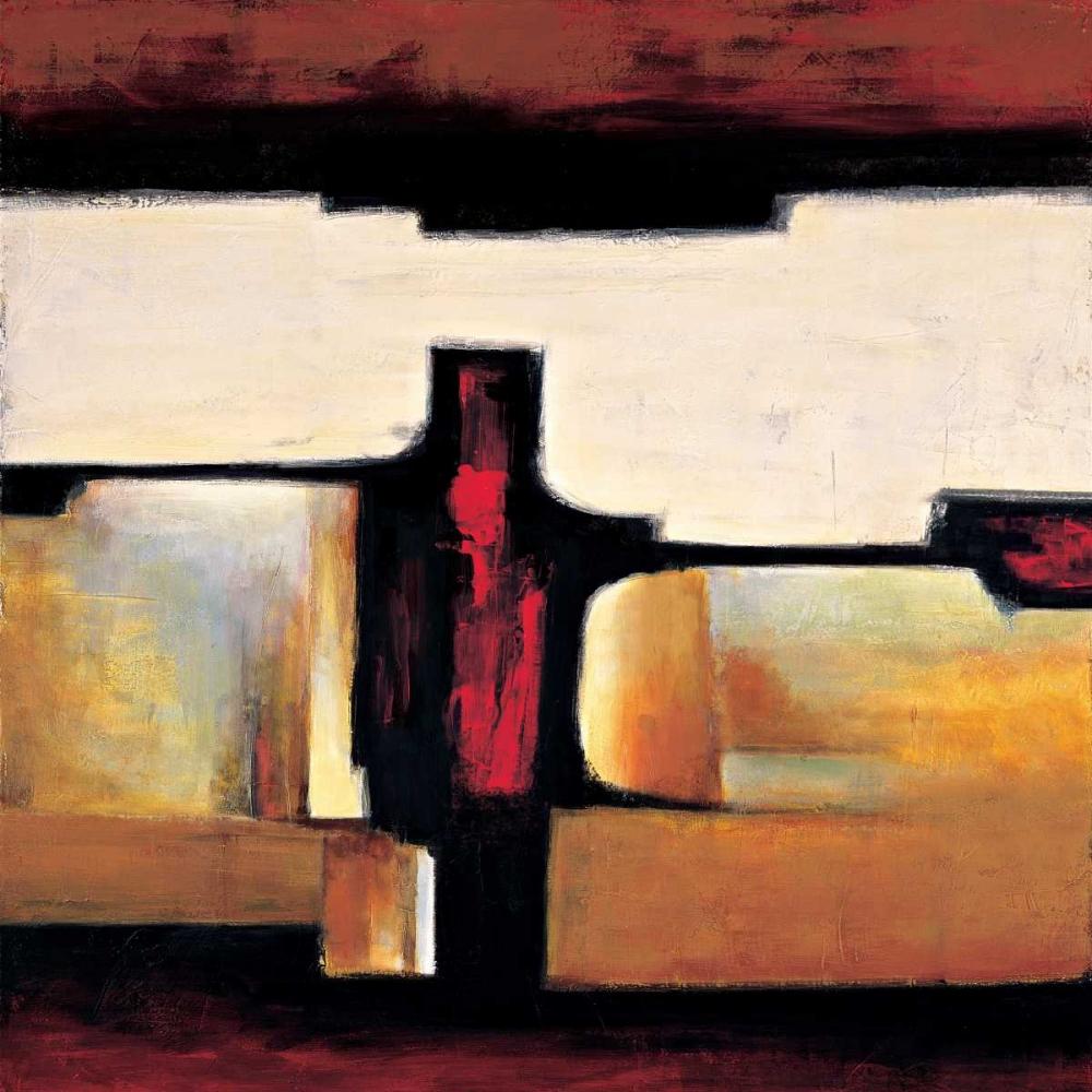 konfigurieren des Kunstdrucks in Wunschgröße Internal Affairs I von Hansen, Max