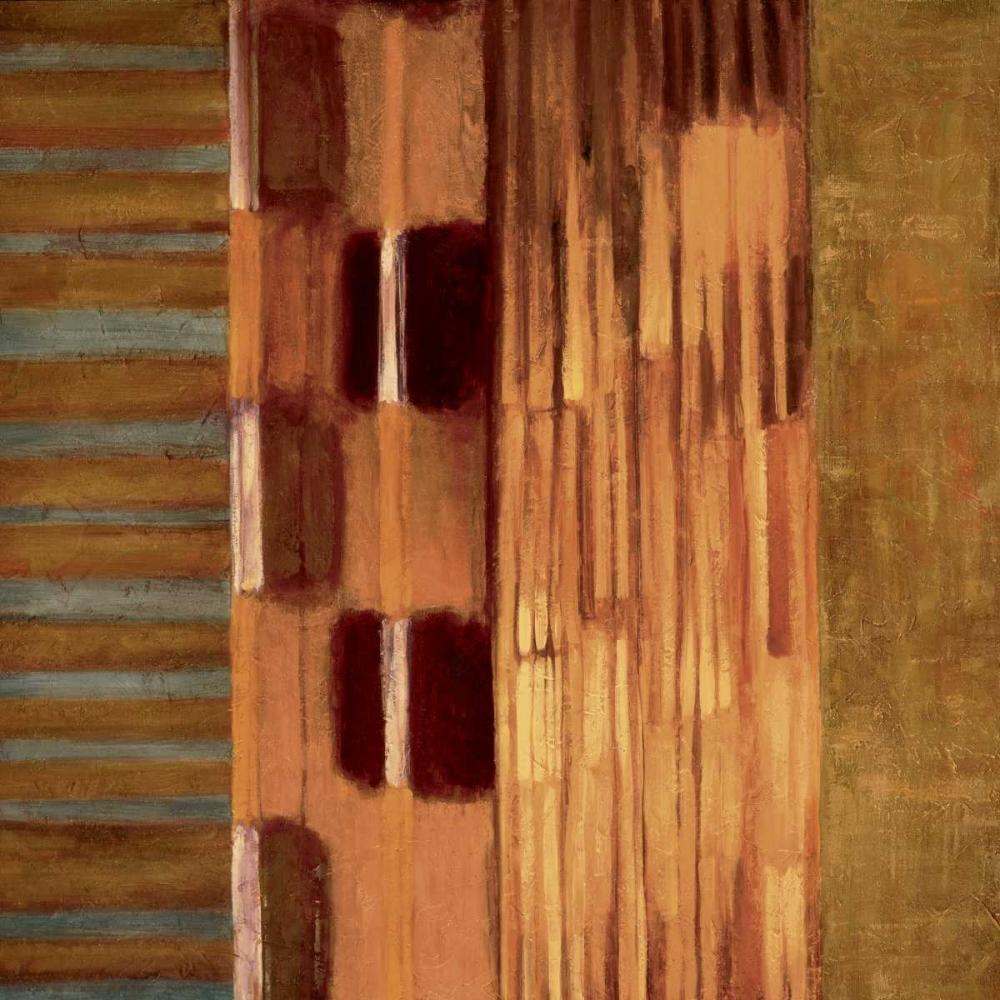 konfigurieren des Kunstdrucks in Wunschgröße Juxtapose I von Hansen, Max