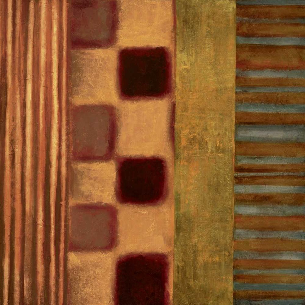 konfigurieren des Kunstdrucks in Wunschgröße Juxtapose II von Hansen, Max
