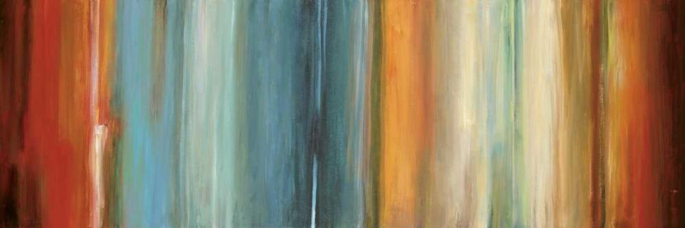konfigurieren des Kunstdrucks in Wunschgröße Flow II von Hansen, Max