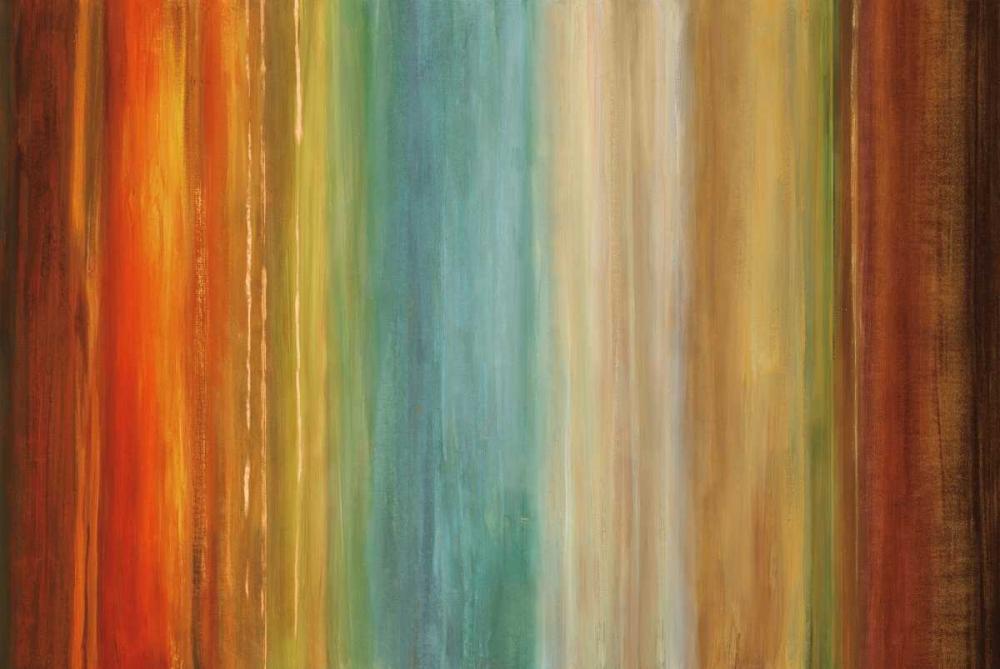 konfigurieren des Kunstdrucks in Wunschgröße Wavelength I von Hansen, Max
