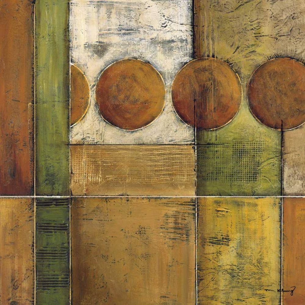 konfigurieren des Kunstdrucks in Wunschgröße Diversity II von Klung, Mike