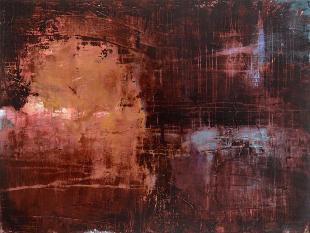 konfigurieren des Kunstdrucks in Wunschgröße Merlot Sunset von Oppenheimer, Michelle