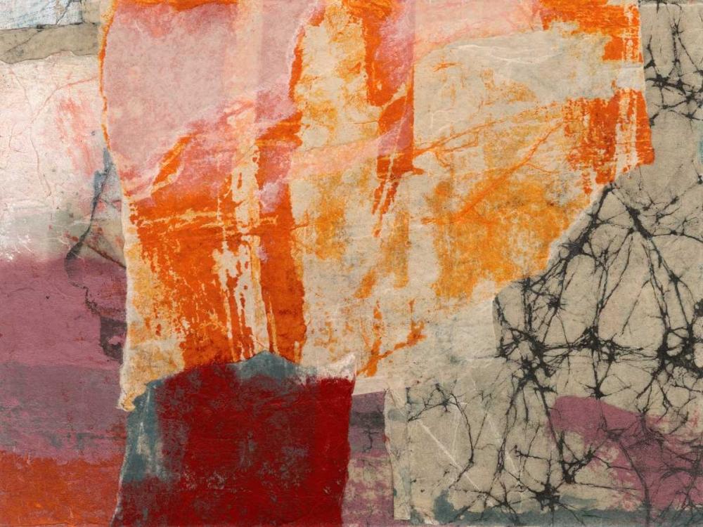 konfigurieren des Kunstdrucks in Wunschgröße Montage II von Oppenheimer, Michelle
