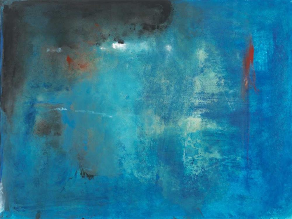 konfigurieren des Kunstdrucks in Wunschgröße Deep blue sea von Oppenheimer, Michelle