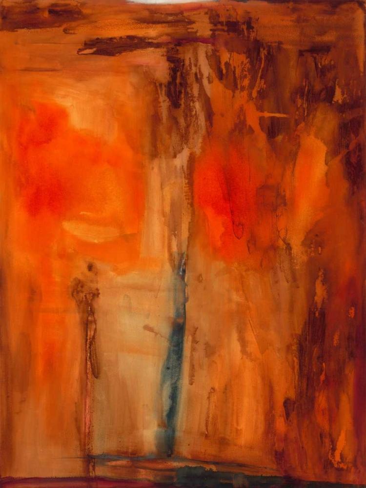 konfigurieren des Kunstdrucks in Wunschgröße Orange Glow von Oppenheimer, Michelle