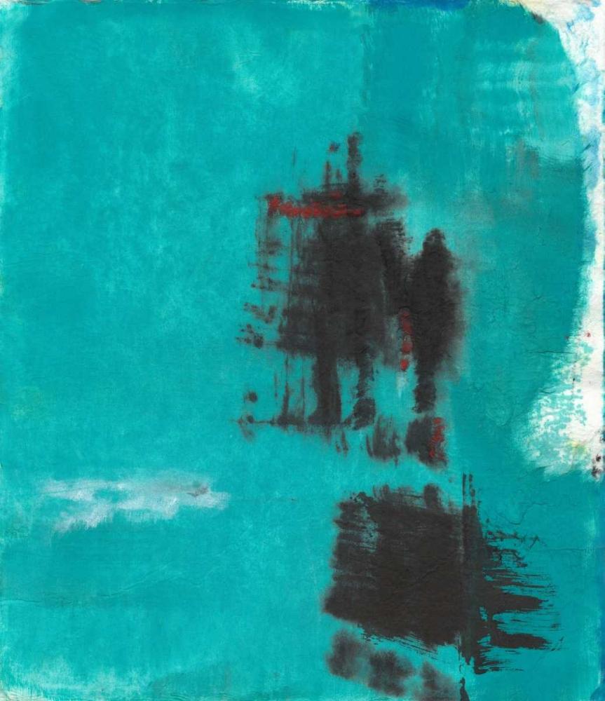 konfigurieren des Kunstdrucks in Wunschgröße Footprints von Oppenheimer, Michelle