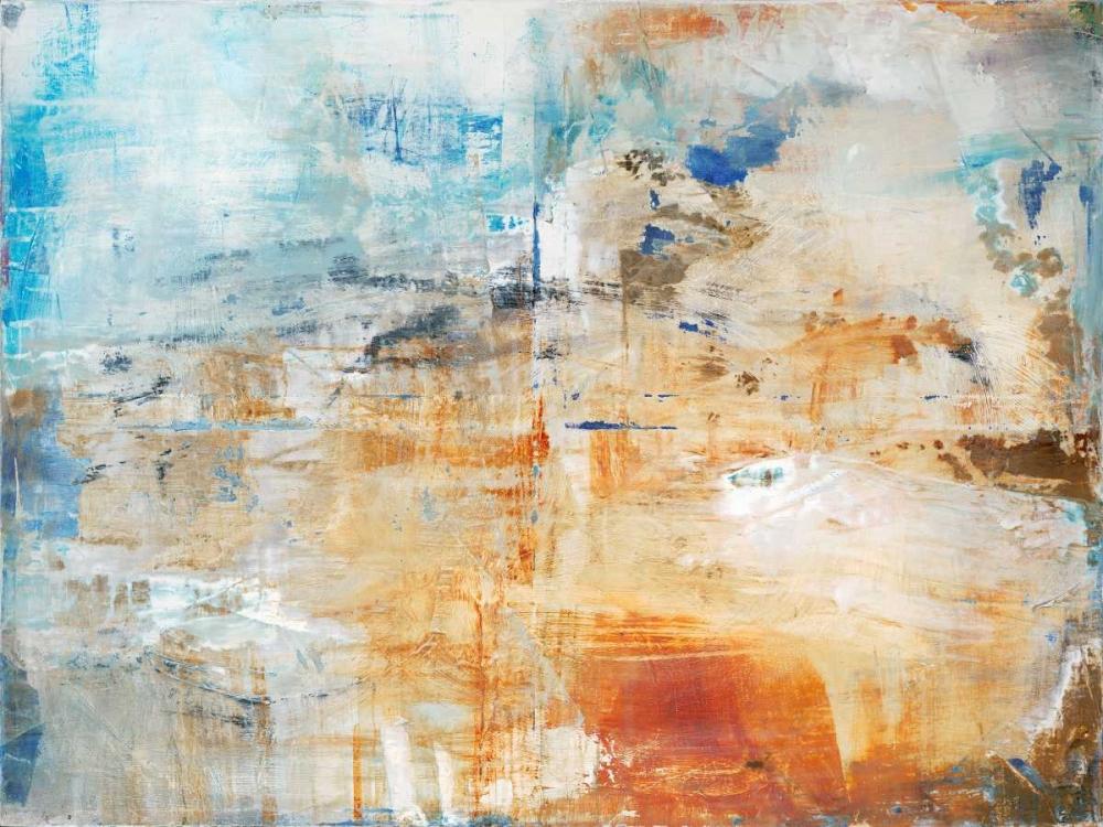 konfigurieren des Kunstdrucks in Wunschgröße Cloud Burst von Oppenheimer, Michelle