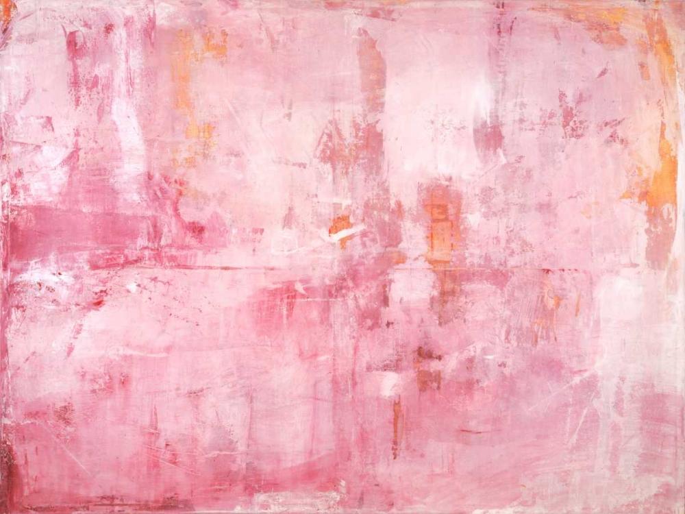 konfigurieren des Kunstdrucks in Wunschgröße Pink Mirrors von Oppenheimer, Michelle