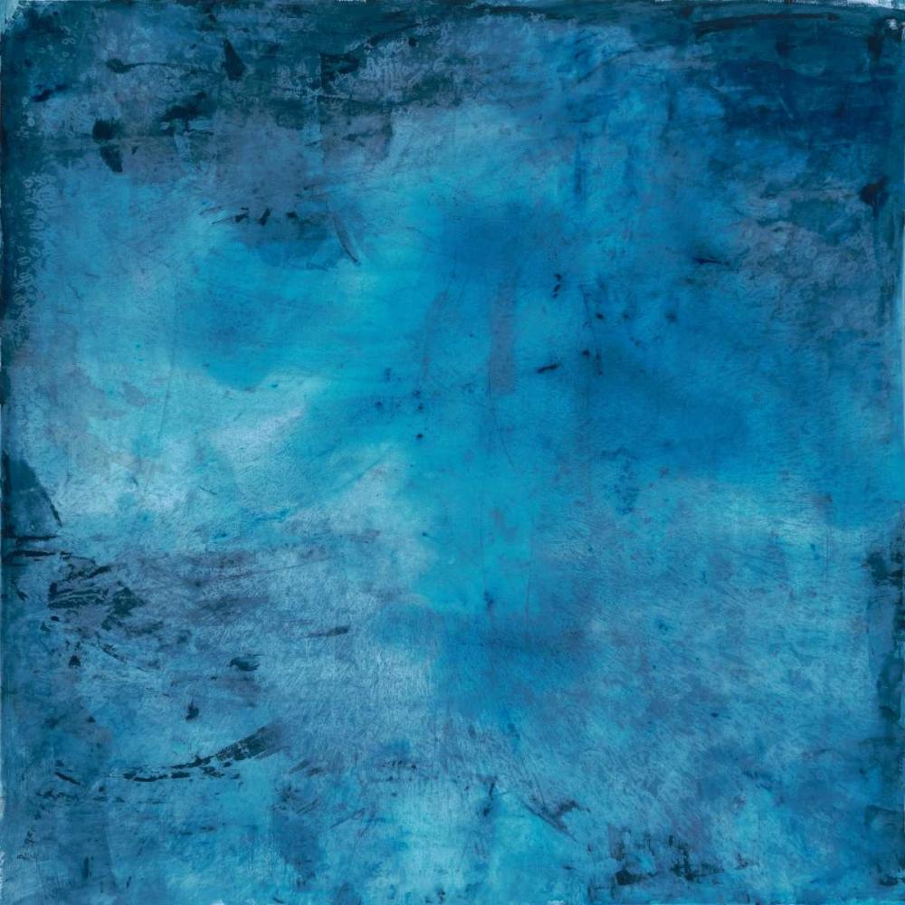 konfigurieren des Kunstdrucks in Wunschgröße Blue Lagoon von Oppenheimer, Michelle