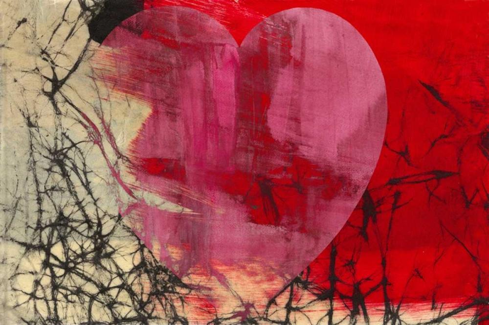 konfigurieren des Kunstdrucks in Wunschgröße Heartfelt I von Oppenheimer, Michelle