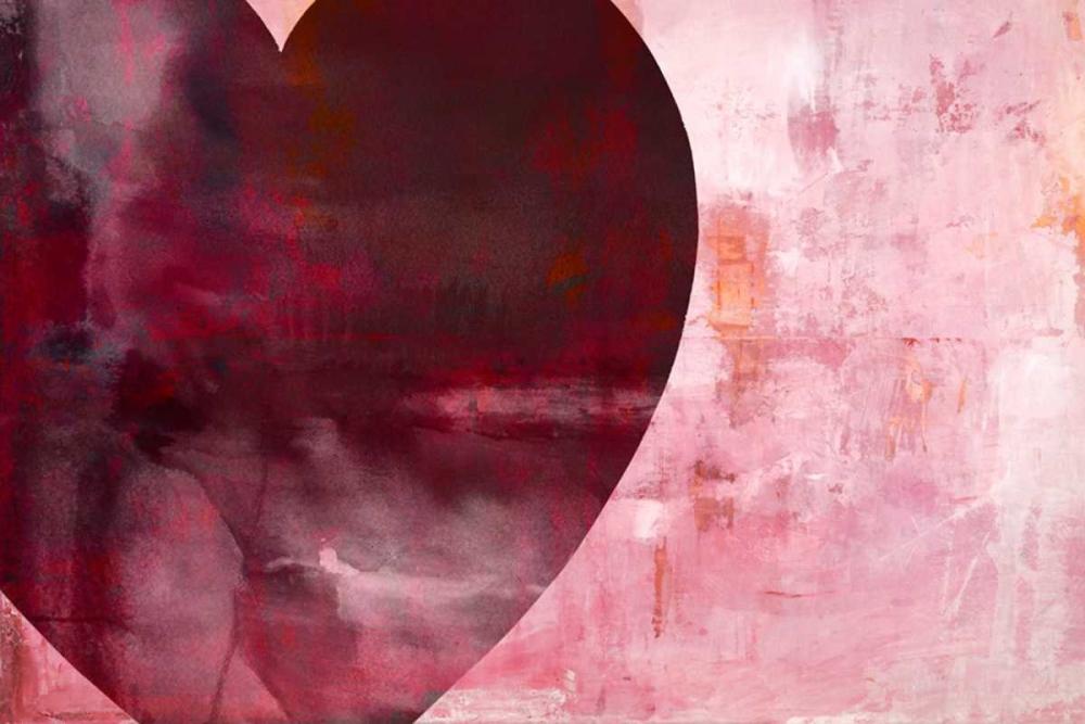 konfigurieren des Kunstdrucks in Wunschgröße Heartfelt II von Oppenheimer, Michelle