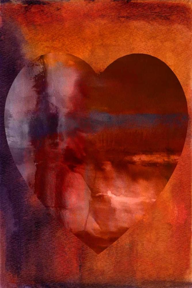 konfigurieren des Kunstdrucks in Wunschgröße Heartfelt IV von Oppenheimer, Michelle