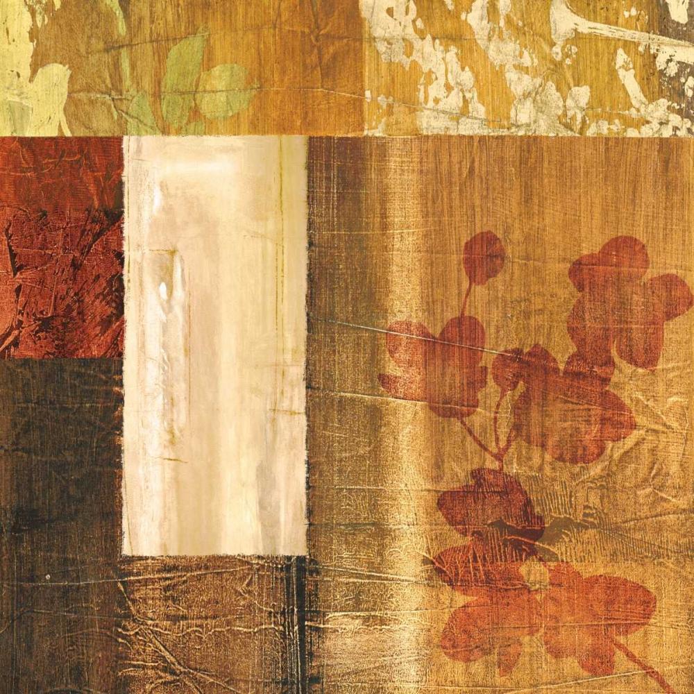 konfigurieren des Kunstdrucks in Wunschgröße Ensemble naturel I von Reynaud, Martine