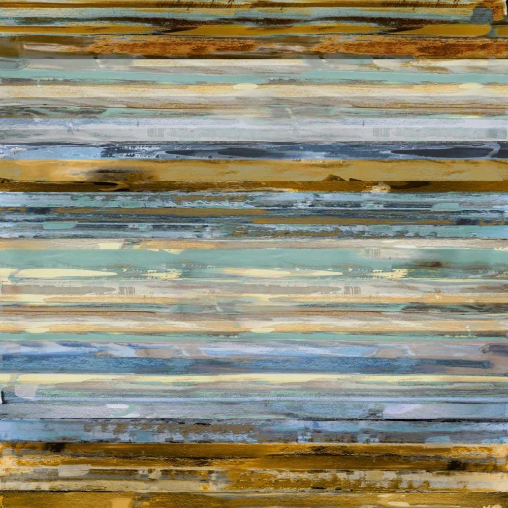 konfigurieren des Kunstdrucks in Wunschgröße Strata I von Shields, Matt