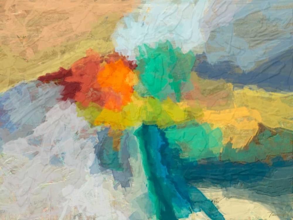 konfigurieren des Kunstdrucks in Wunschgröße Emergence I von Tienhaara, Michael