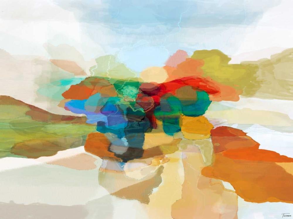 konfigurieren des Kunstdrucks in Wunschgröße Fracture I von Tienhaara, Michael