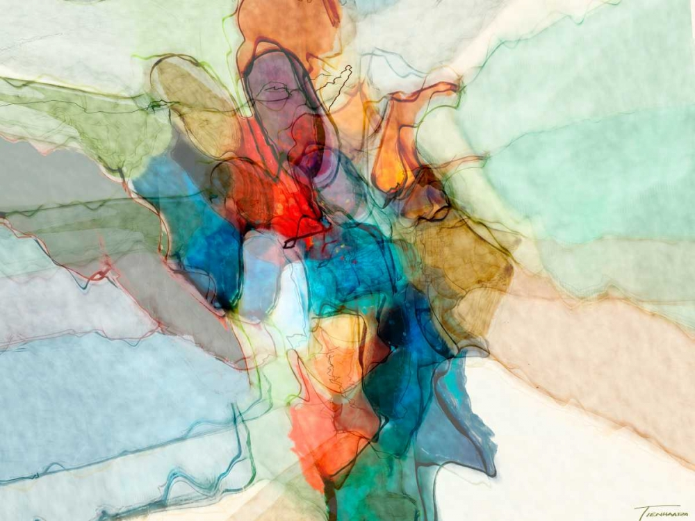 konfigurieren des Kunstdrucks in Wunschgröße Transformation III von Tienhaara, Michael