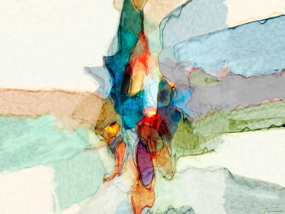 konfigurieren des Kunstdrucks in Wunschgröße Transformation IV von Tienhaara, Michael