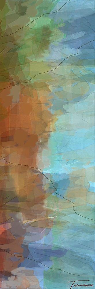 konfigurieren des Kunstdrucks in Wunschgröße Tryptic Visions Right von Tienhaara, Michael