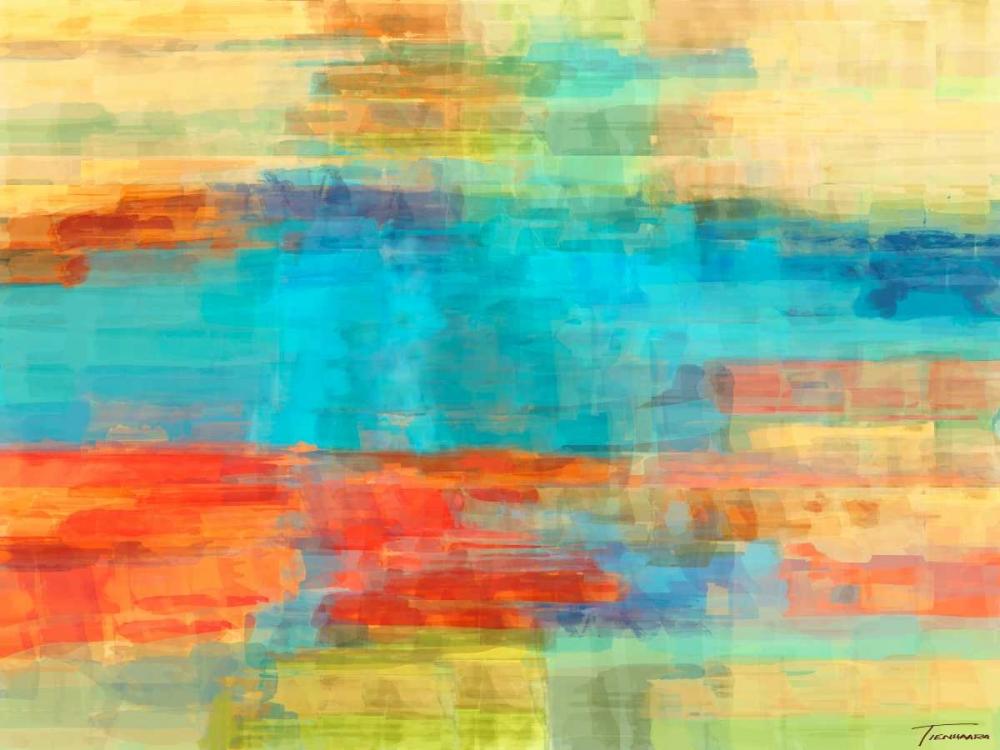 konfigurieren des Kunstdrucks in Wunschgröße Variations II von Tienhaara, Michael