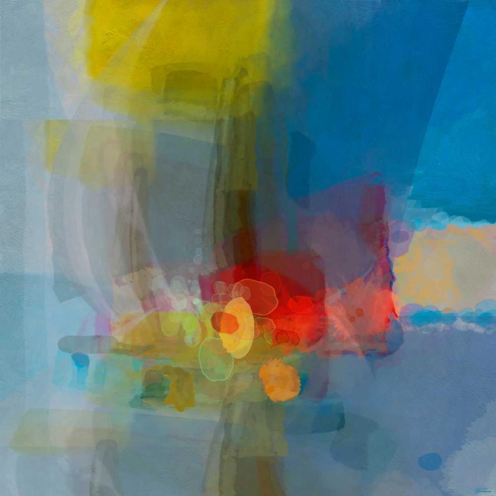 konfigurieren des Kunstdrucks in Wunschgröße Galactic III von Tienhaara, Michael