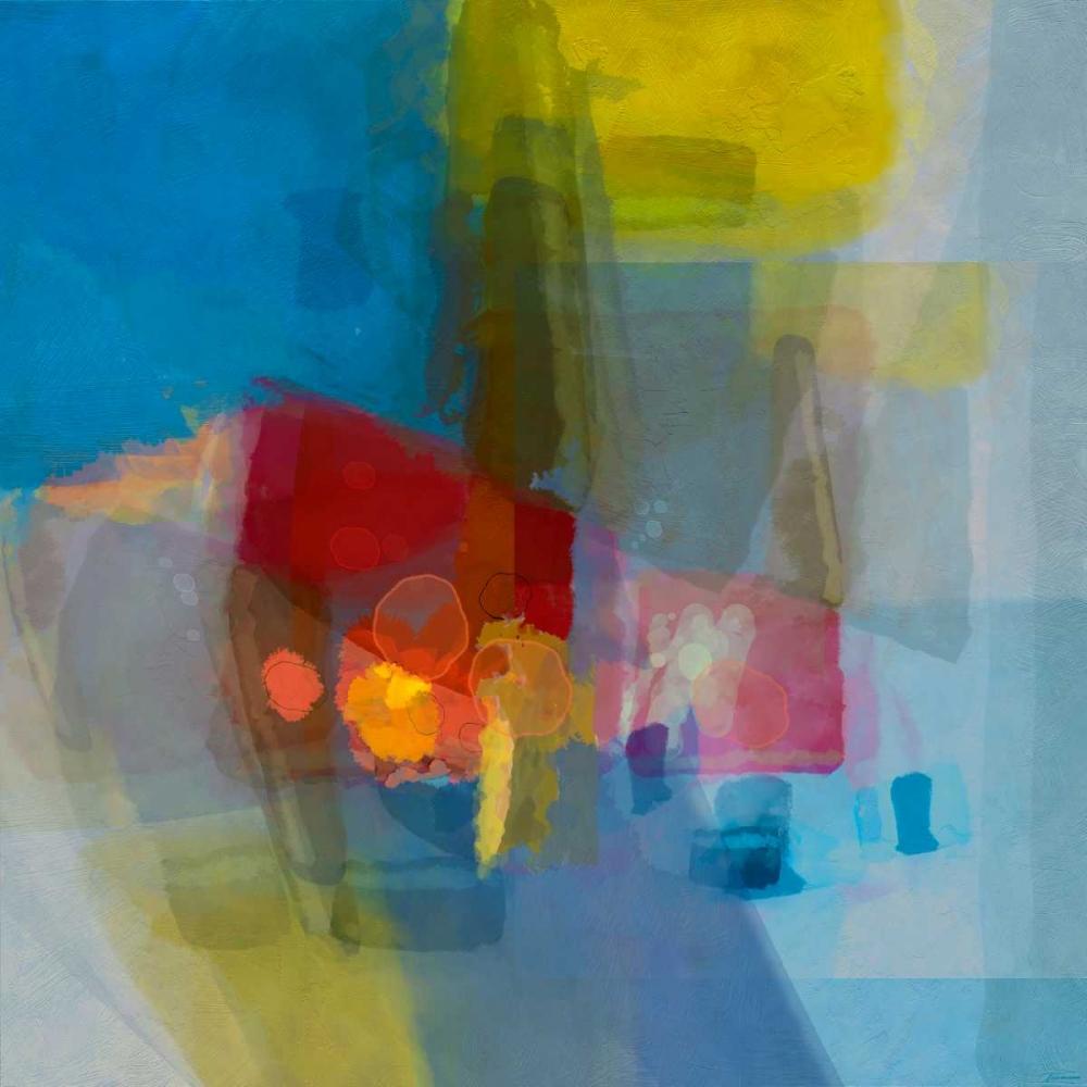 konfigurieren des Kunstdrucks in Wunschgröße Galactic IV von Tienhaara, Michael