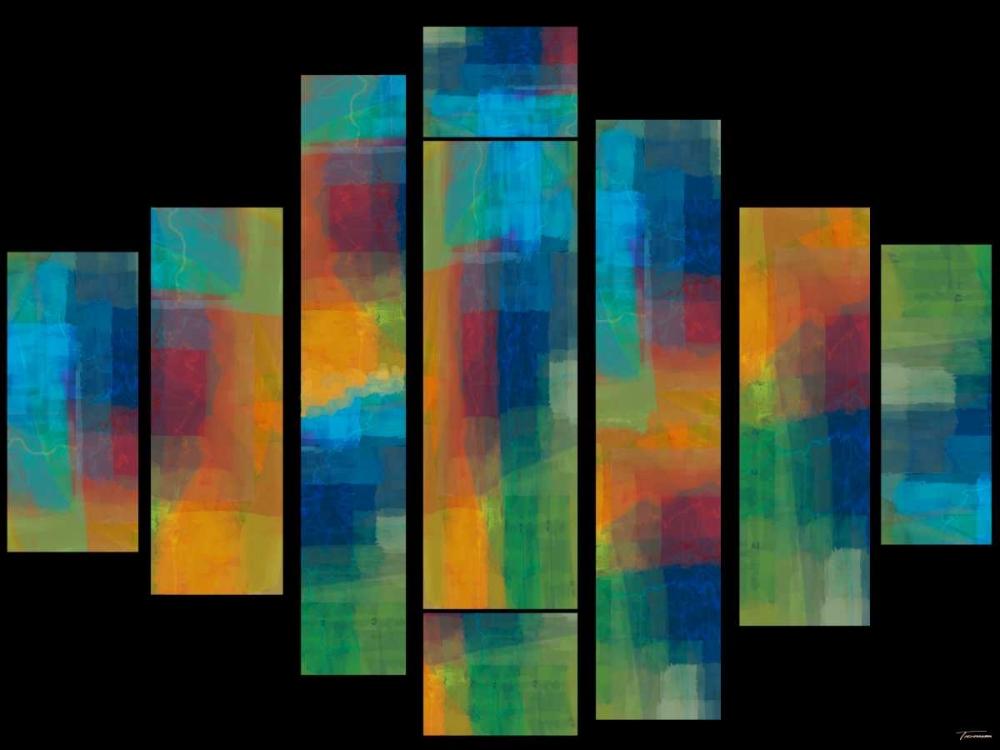 konfigurieren des Kunstdrucks in Wunschgröße Sequential II von Tienhaara, Michael