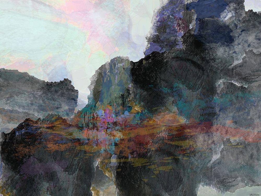 konfigurieren des Kunstdrucks in Wunschgröße Interlude III von Tienhaara, Michael
