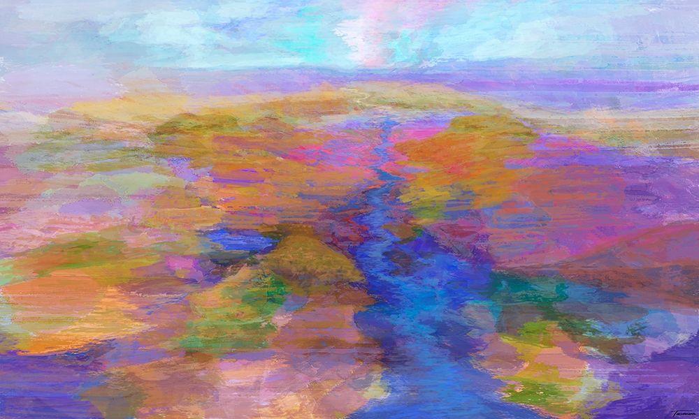 konfigurieren des Kunstdrucks in Wunschgröße Plateau I von Tienhaara, Michael