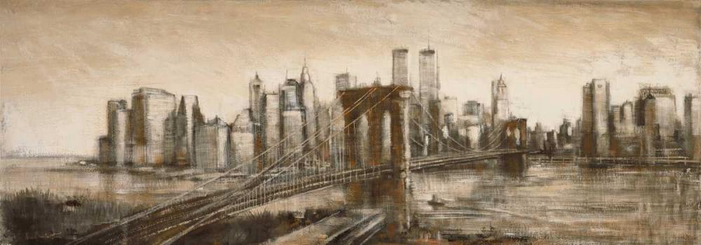 konfigurieren des Kunstdrucks in Wunschgröße New York-New York von Daniels, Matthew