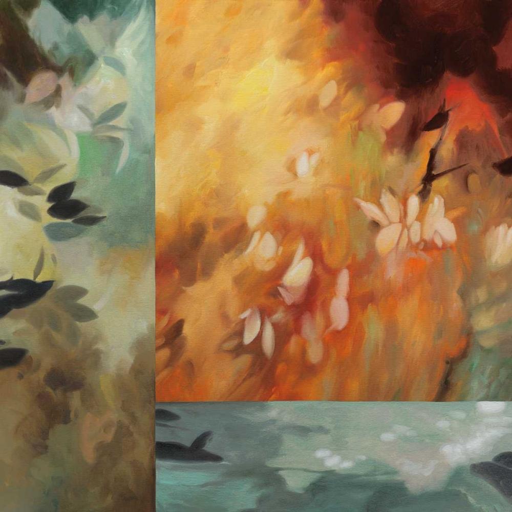 konfigurieren des Kunstdrucks in Wunschgröße Inspire II von Carter, Natalie