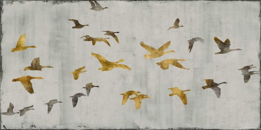 konfigurieren des Kunstdrucks in Wunschgröße In Flight von Spencer, Nick