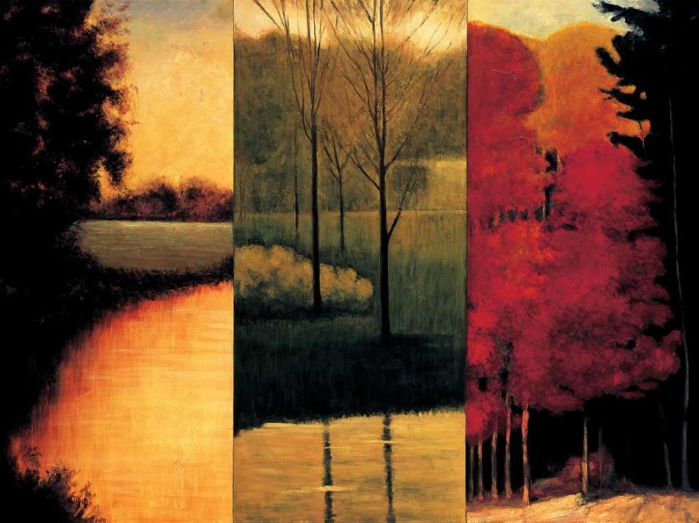 konfigurieren des Kunstdrucks in Wunschgröße Point of View I von Thomas, Neil