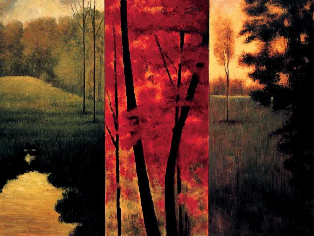 konfigurieren des Kunstdrucks in Wunschgröße Point of View II von Thomas, Neil